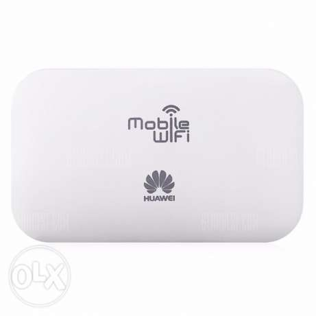 Original HUAWEI Dongle E5573s - 856 4G Mobile WiFi Router - WHITE 17