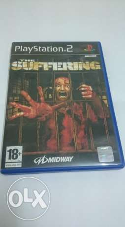 Horror game : The Suffering CD PS2
