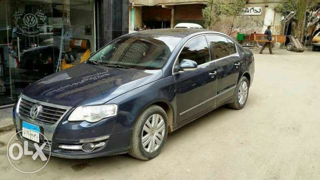 Passat 2008 highline