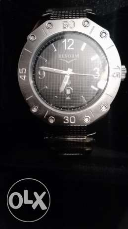 Reform original New watch Swiss quartz بيع او بدل