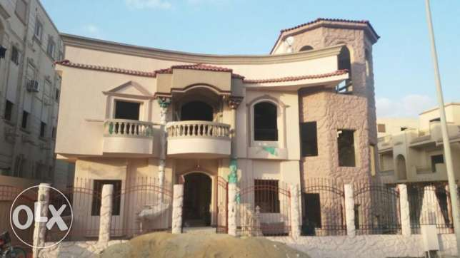 Separate villa for sale 5th installment مصر الجديدة -  2