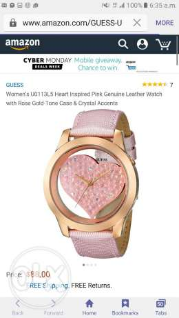 original guess watch مدينة نصر -  5