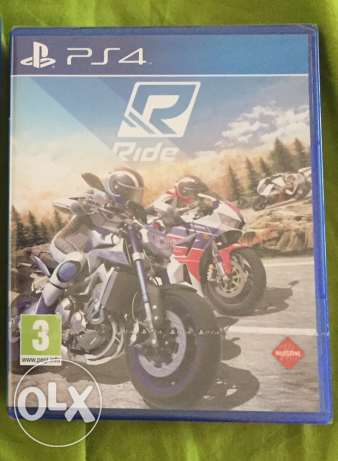 Ride Ps4 game for sale