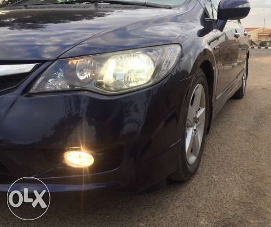 Honda civic VTI 2009 سيدي بشر -  1