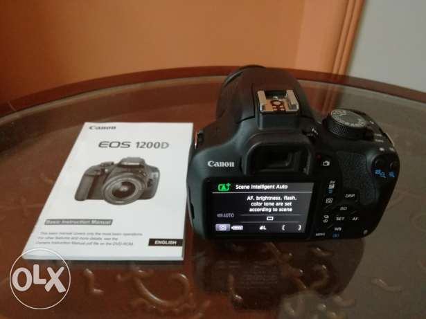 Canon D1200 for sale
