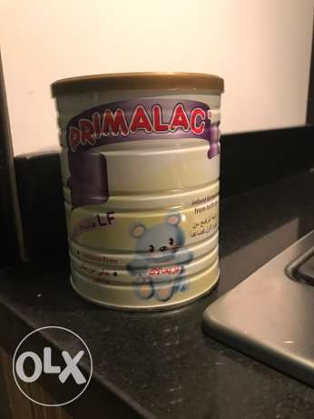 New Primalac milk for babies ( lactose free)