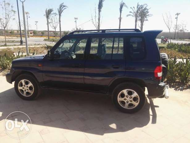 Mitsubishi for sale MINI PAJERO ممتازه