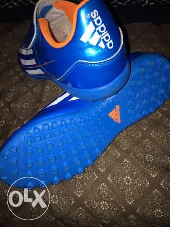 adidas F5 football shoes size 37 1/3 wear only one time