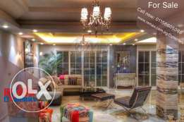 For Sale/Rent in Rehab City- Luxury Furnished Villa