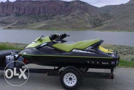 Seadoo RXT almost new الدقى  -  2