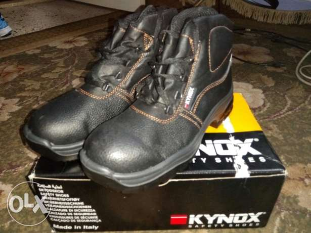 Kynox safety shoes