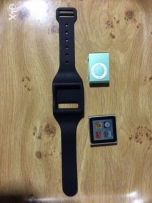 ipod nano for sell silver 16 GB. very good condition.and ipod 2g