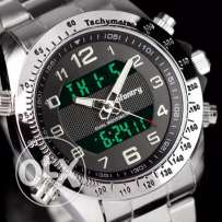 INFANTRY® Mens LCD Digital Anglogue Wrist Watch Chronograph Outdoor Sp