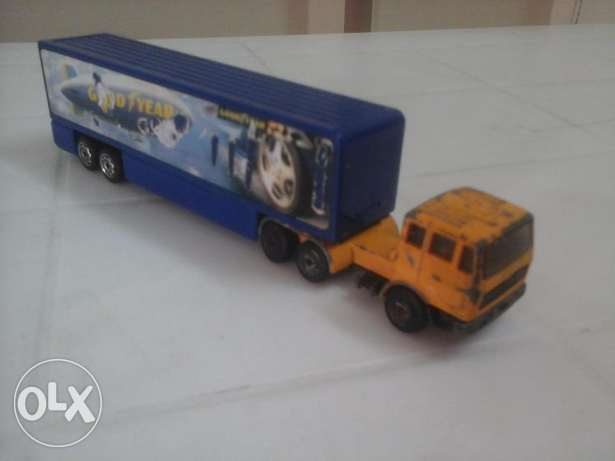 trans truck size 1/64