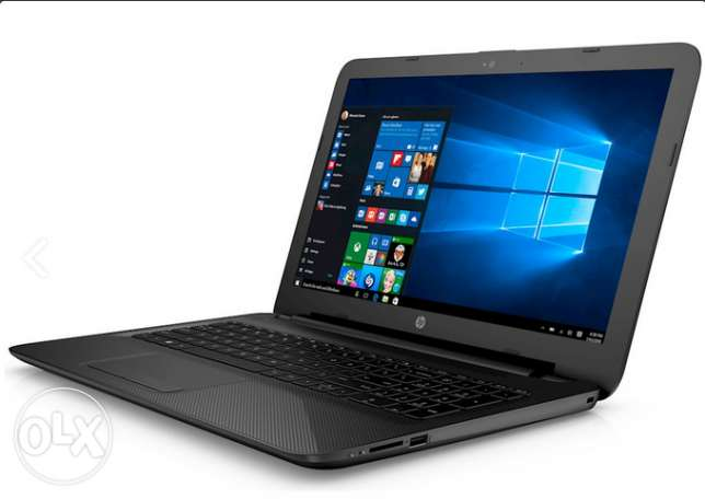 HP notebook15-ac125nd/laptop-لاب توب