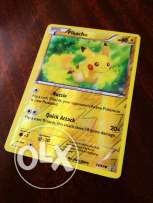 Ultra Rare - Pokémon Original Holo Shiny Card - Pikachu