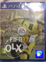 ps4 fifa17 new and sealed