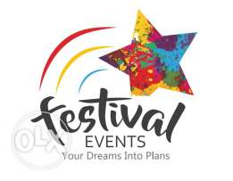 Festival Events Company for all types of Events!
