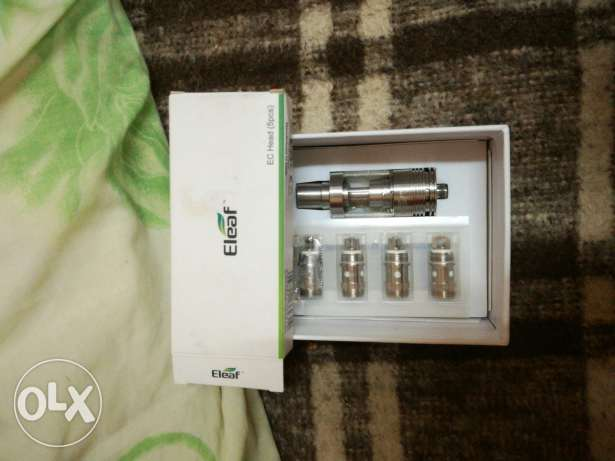 Vape I just 2 tank and coils