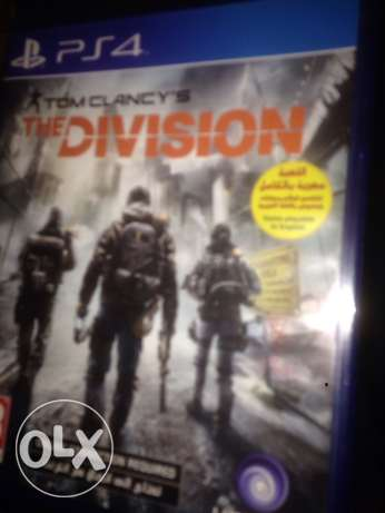 new the division ps4