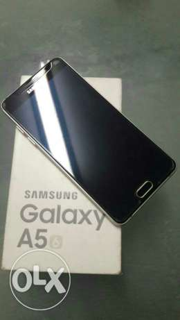 Samsung a5 //16Gb//gold الزيتون -  1