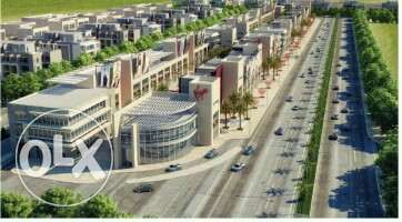 Retail 125 m By Palm Hills Installment 4 Years