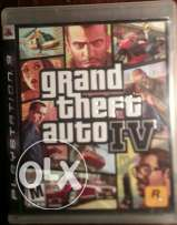 Gta iv with the map ps3