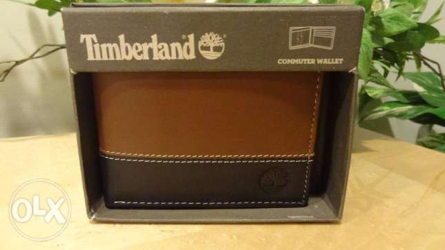 timberland wallet d87242/00 two tones