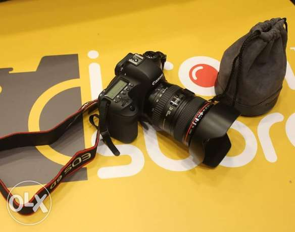 6d with lens 24_105 (i cam store)