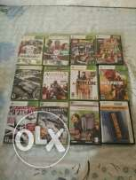 Cd's for xbox 360