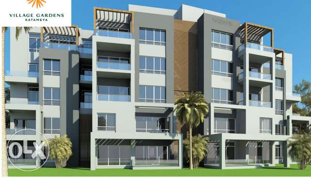 All Inclusive 170 m. Apartment at Village Gardens Kattameya التجمع الخامس -  6