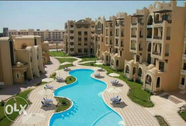One Bedroom fully furnished in Sahl Hasheesh الغردقة -  5