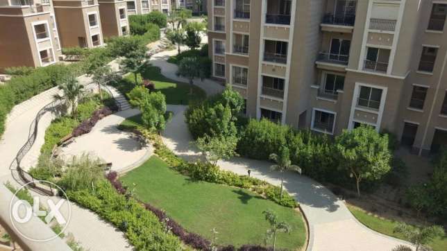 Apartment for sale in Katamia Plaza overlooking wide garden