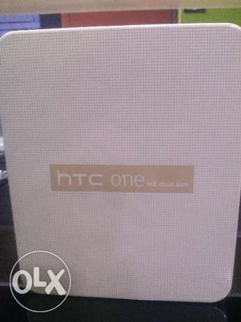 htc one me..32GB..متبرشم ..دولي.