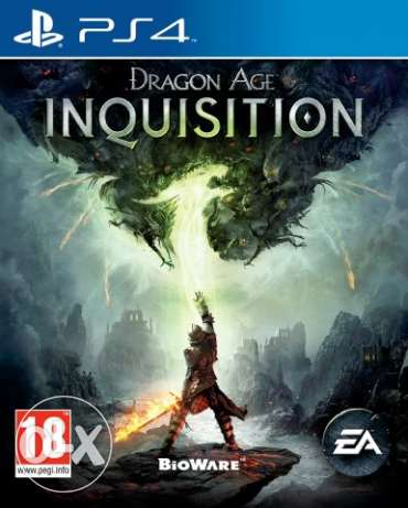 PS4 game Dragon Age Inquisition حى الجيزة -  1