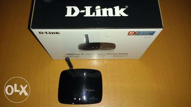 D-Link Wireless N150 Access Point / Bridge