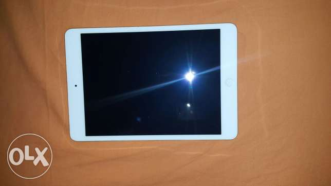 I pad mini 1 _ 16G _ silver _ wifi only