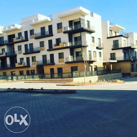 excellent Semi Finished Apartment For Sale West Town Compound 6 أكتوبر -  1