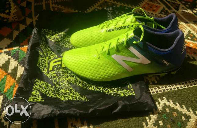 Football shoes New Balance Furon Pro AG Artificial Grass -Toxic