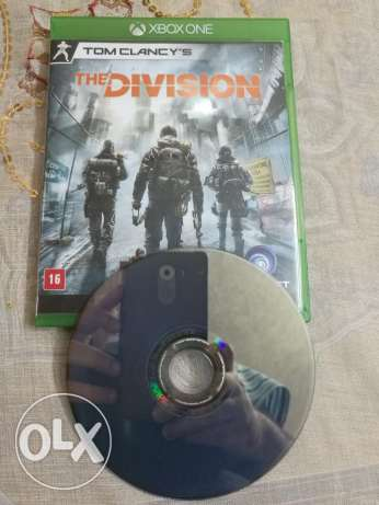 The division used like new