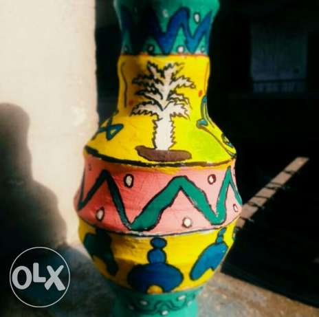 Beautiful pottery for house's accesserios
