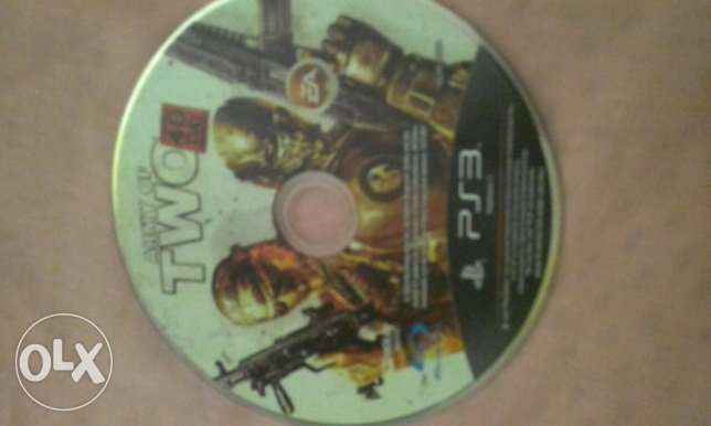 Army of two ps3 like new