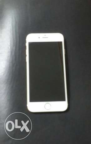 IPhone 6 gold 16 giga شبرا -  6