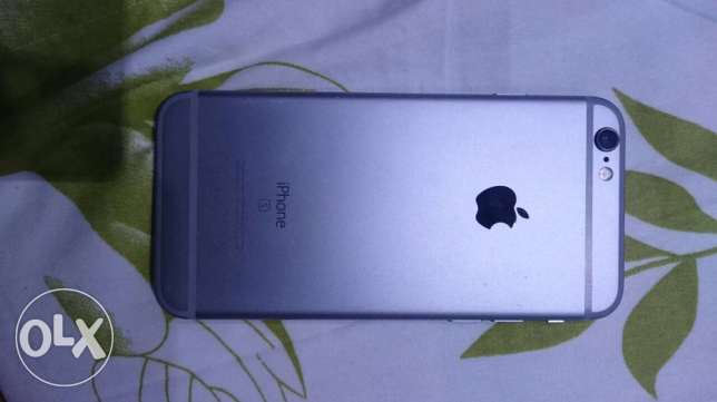 Apple iphone 6s 128gb المنتزه -  2
