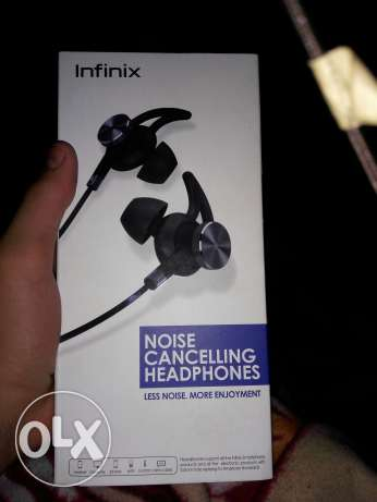 Infinix headphones المنصورة -  1