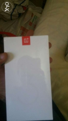 One plus 3T new seald oneplus 3T