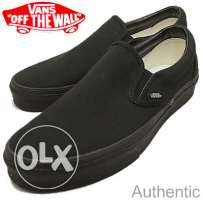 Vans slip on original
