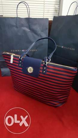 Orginal Tommy bag available for immediate purchase