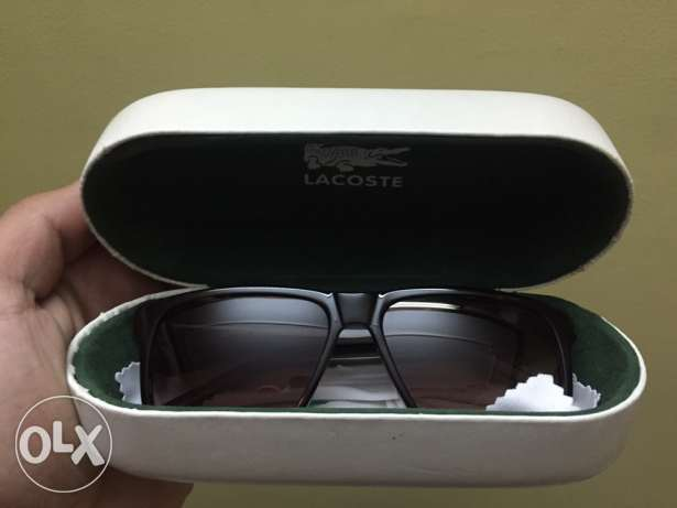 Lacoste sunglasses original (New) from France