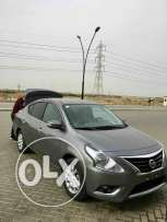 NISSAN Sunny 2017 Serie,Second Line